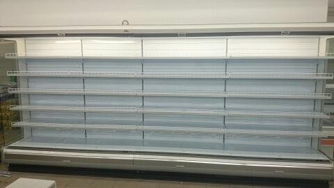 Realizace chladících přístěnných vitrín v Rokycanech