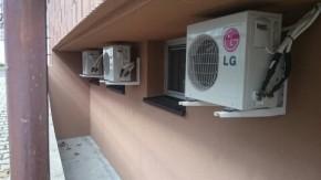 Nové klimatizační jednotky LG pro nemocnici v Domažlicích